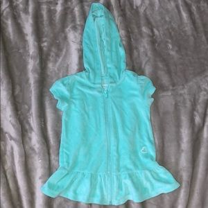 Toddler girl cover up